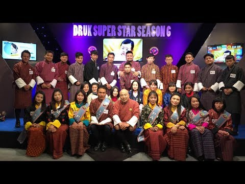 Druk Super Star Season 6 Grand Finale
