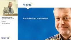 Perustoimeentulotuki opiskelijan näkökulmasta, lakimies Petri Lemettinen