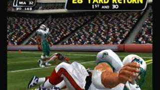 NFL Blitz 2003 - Miami Dolphins @ Buffalo Bills