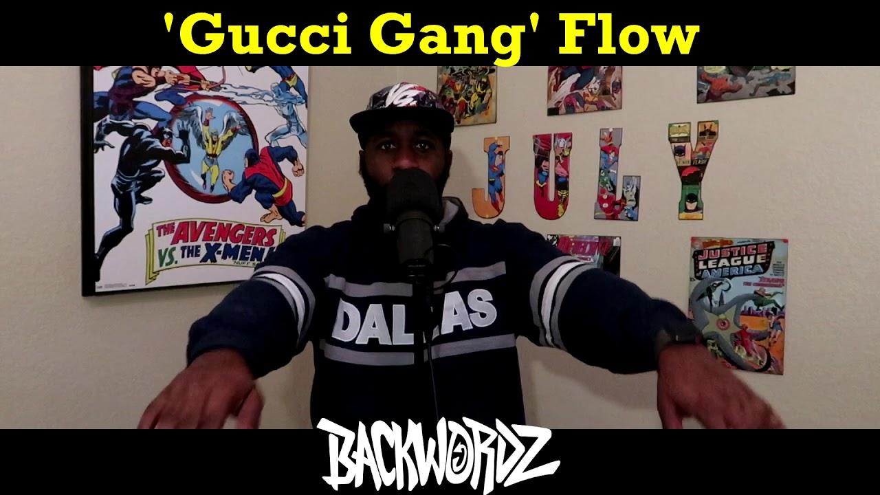Rippa- 'Gucci Gang' Flow