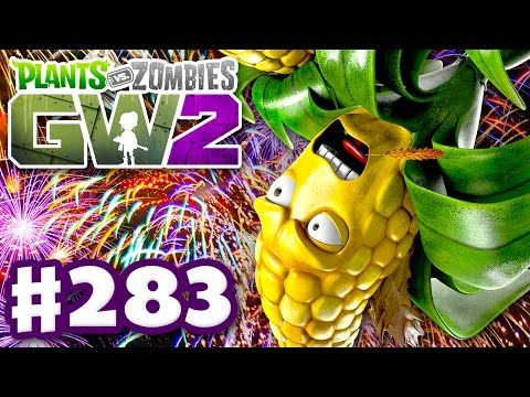 Happy New Year Super Mix Event! - Plants vs. Zombies: Garden Warfare 2 - Gameplay Part 283 (PC)