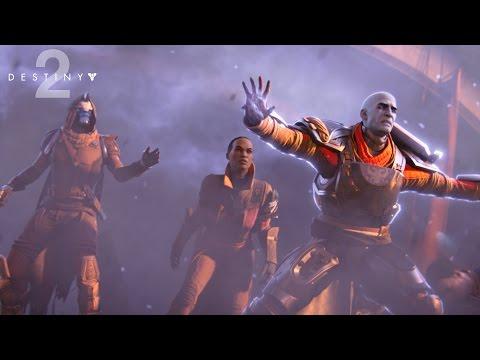 Destiny 2 - Découverte de la mission d'histoire «De retour» [FR]