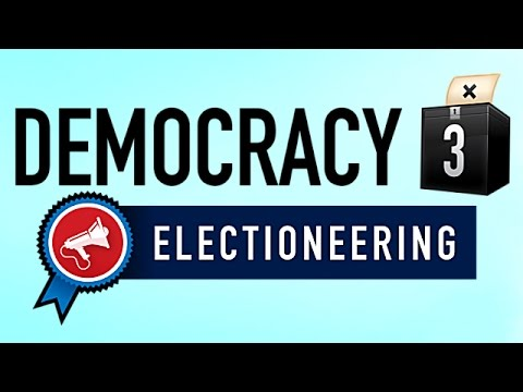 Democracy 3: Electioneering - The Mad Tax Caper