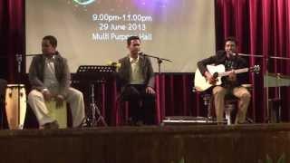 Iman Mutiara (Priakustik cover of Raihan @ UTP)