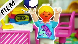 Playmobil Film deutsch | WUTAUSBRUCH ohne Grund? Hannah Vogel rastet aus! Kinderserie Familie Vogel