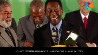 Pele - Bios of Soccer Stars - Wiki Videos by Kinedio