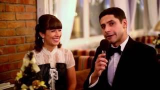 SDE монтаж на свадьбе с ведущим Comedy Radio