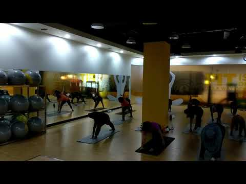 Gold Gym Bekasi Members on