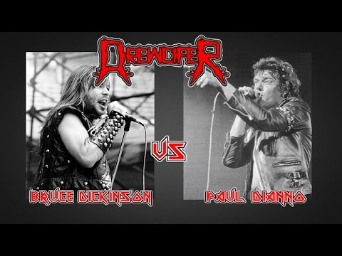 Iron Maiden : Dianno or Dickinson?