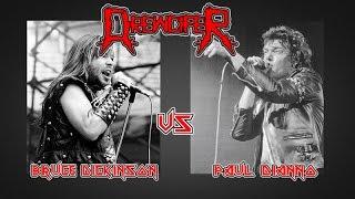 Iron Maiden : Dianno or Dickinson?