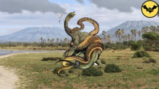 Deadliest Prehistoric Snakes.