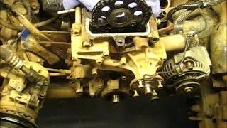 1987 4Runner 22RE Timing Chain Replacement Part 3