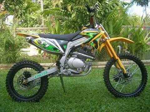 07 Xmotos 250cc Dirt Bike Youtube