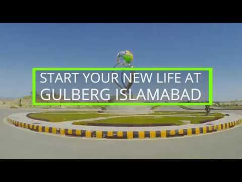 Gulberg Islamabad   A highly luxurious housing society