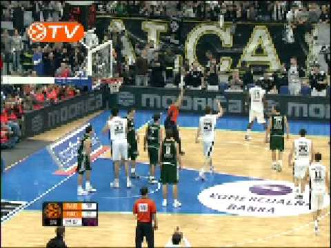 22,567 pull for Partizan