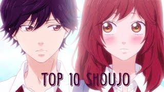 top 10 shoujo anime of all time