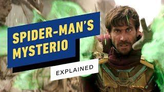 Spider-Man: Far From Home Villain Mysterio Explained