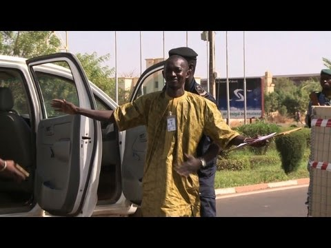 Mali steps up police security in Bamako