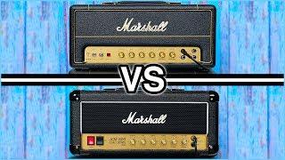 Marshall Studio Vintage VS Studio Classic