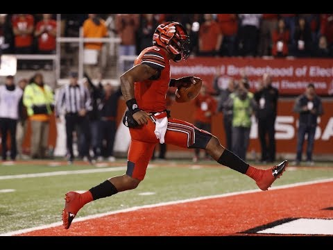 Colorado vs Utah football 2017