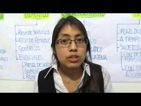Contratos de Trabajo en el Perú