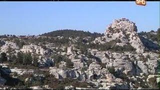 Territoire aux Baux de Provence - Partie 1 (09/03/2012)