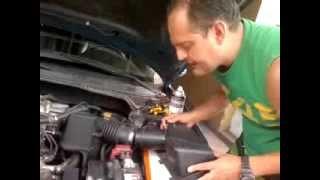 Como limpiar el sensor MAF Nissan Altima 2003 2.5 L