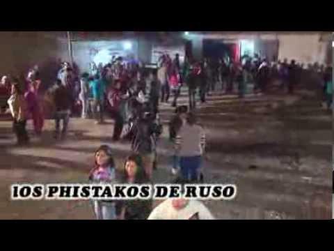 """Los Pishtakos """"Ingrata"""