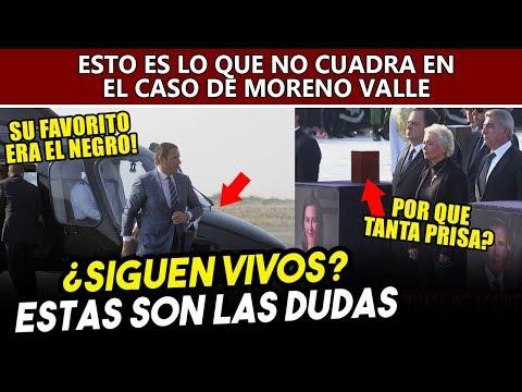 Las dudas y teorías sobre el escape de Moreno Valle y su esposa