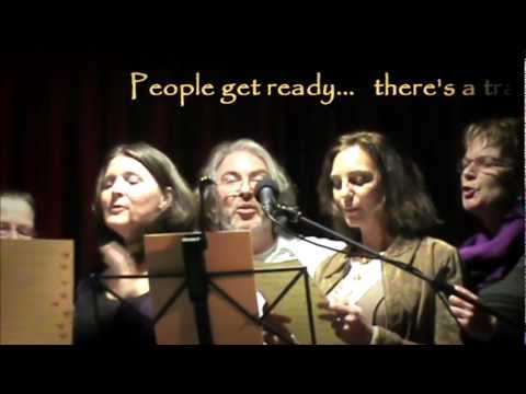 Asher Quinn (Asha) sings 'People get ready' in concert (full version).