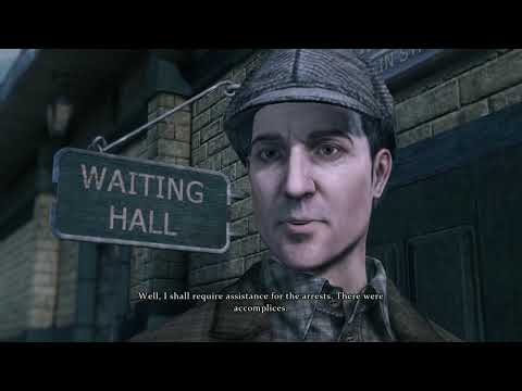 Sherlock Holmes: Crimes and Punishments - Riddle On The Rails (Alternative Outcomes)  