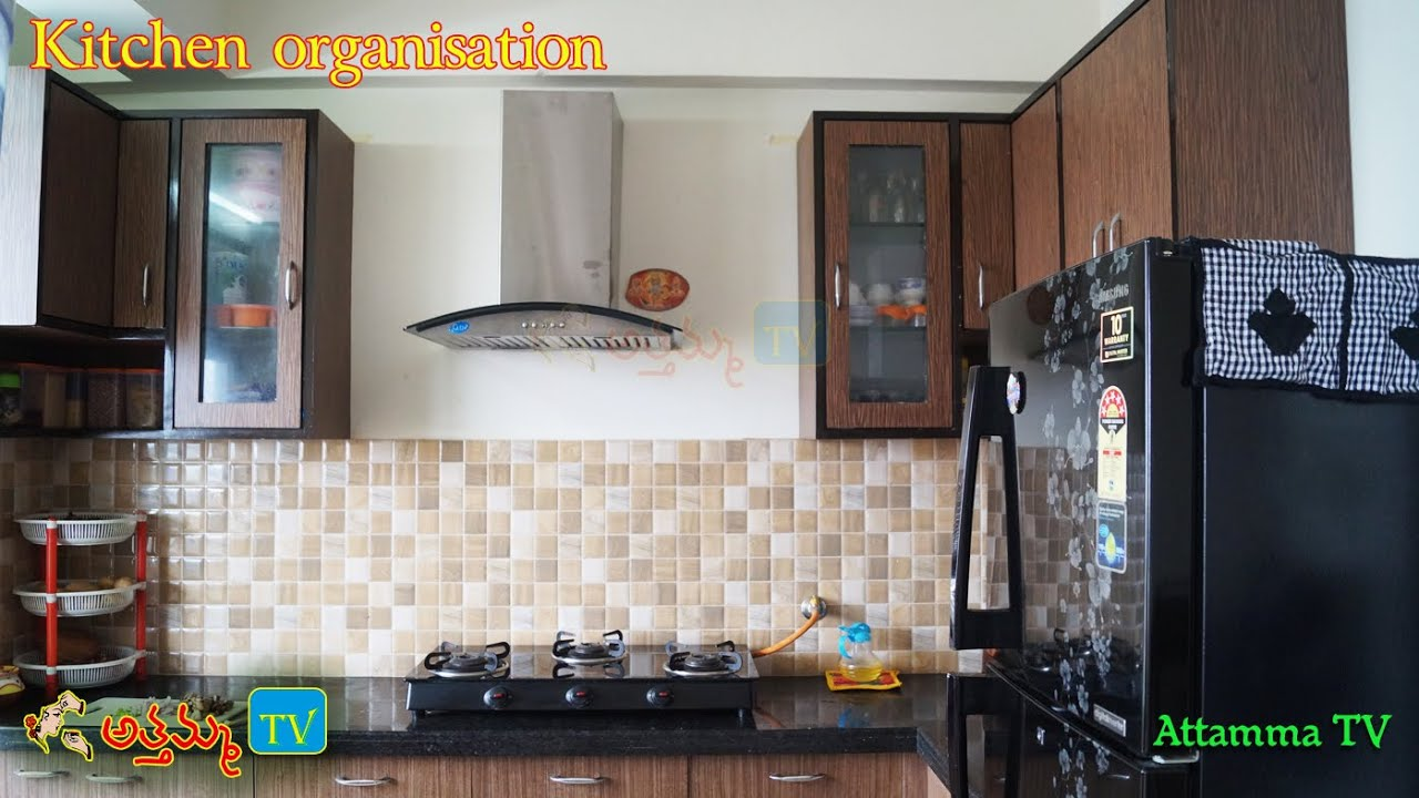 To Organize Kitchen How To Organize A Small Kitchen Organizing Kitchen Tour By