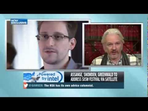 Julian Assange: Society 'Heading Towards Surveillance Totalitarianism' - Alex Wagner Interview