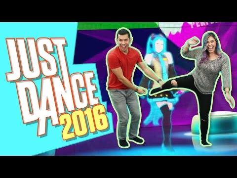 WE'RE DOING IT WRONG - Husband vs Wife - JUST DANCE 2016!