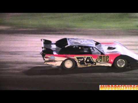 Farmer City Raceway Late Model Feature 4 29 2016