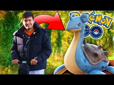 Pokemon GO | SUPER RARE LAPRAS ONLY GYM..!!!