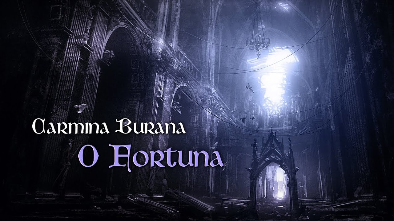 o fortuna carmina burana carl orff lyrics youtube. Black Bedroom Furniture Sets. Home Design Ideas