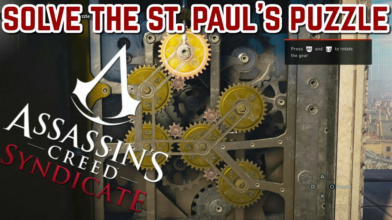 Das Rätsel Bei St. Pauls Lösen