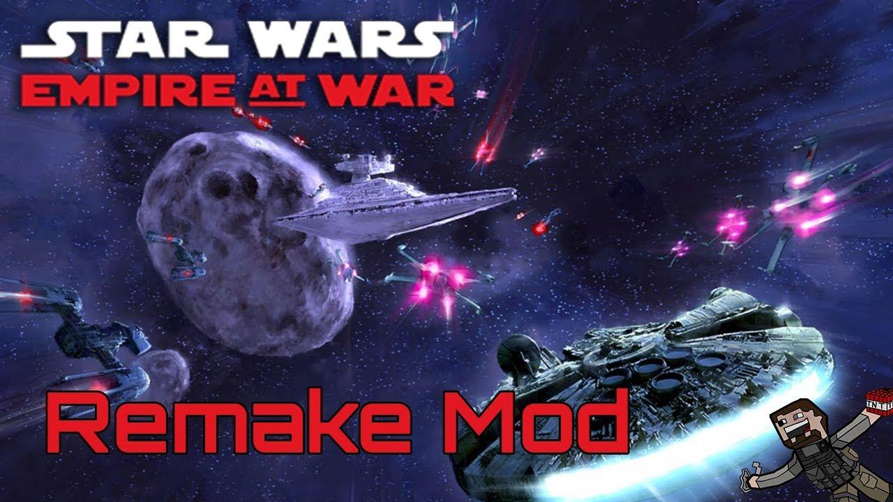 Steam Community :: Video :: Star Wars Empire at War (Remake