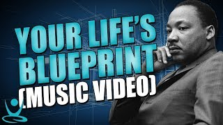 "Gambar cover 👷 MLK - ""Your Life's Blueprint"" (♛ Motivational Music Video 🎵🎥)"