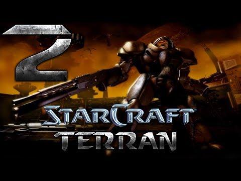 StarCraft Gameplay Walkthrough - Terran Mission 1 - Wasteland [Let's Play]