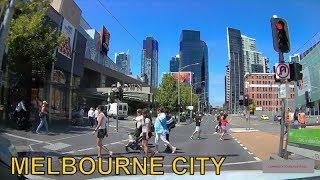 MELBOURNE CITY CENTER TOUR -  TRAVEL GUIDE AUSTRALIA 2019