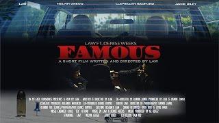 """LAW X """"FAMOUS"""" SHORT FILM"""