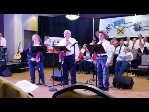 Home on the Range, performed by the Sun City Songsters