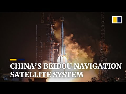 China's Beidou Satellite Navigation System: A Rival To US-built GPS?