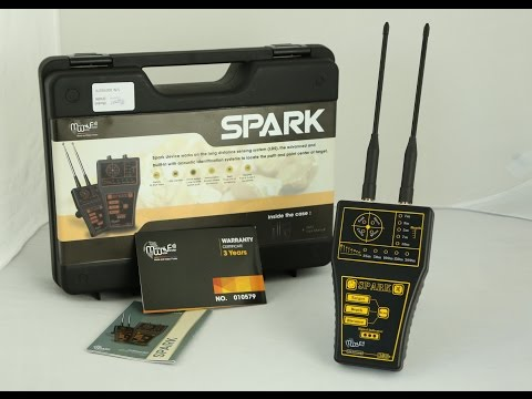 The Best Between Long Range Gold Locator ( Spark ) New 2017