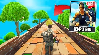 *NEU* TEMPLE RUN Modus in FORTNITE !
