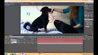 Işıkla boyama efekti oluşturma - Adobe After Effects