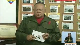 Diosdado Cabello afirma que Mario Isea ya había sido retirado antes de ser expulsado