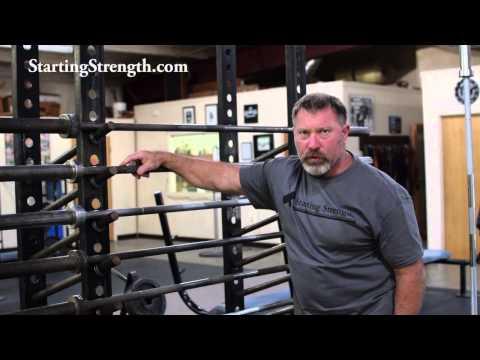 Barbell Basics - Starting Strength Equipment